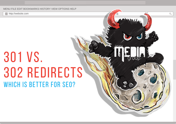 Is a 301 or 302 redirect better for my SEO?