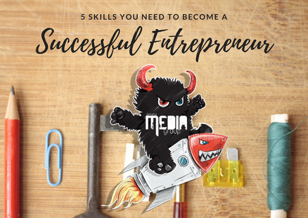 Entrepreneurship skills in Omaha.