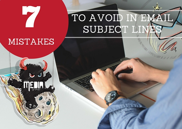 7 Mistakes to Avoid in Email Subject Lines