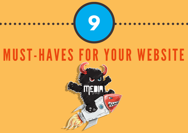 9 Essential Must-Haves for Your Website
