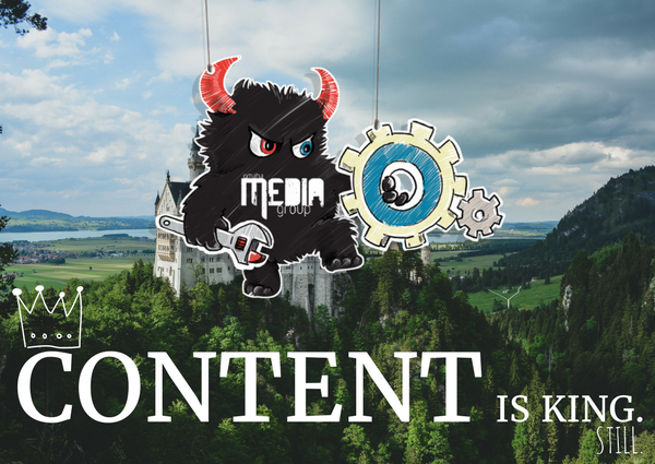 How content is important for your SEO.