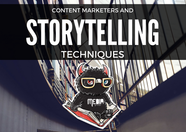 Why should B2B Content Marketers Also Use Storytelling Techniques?