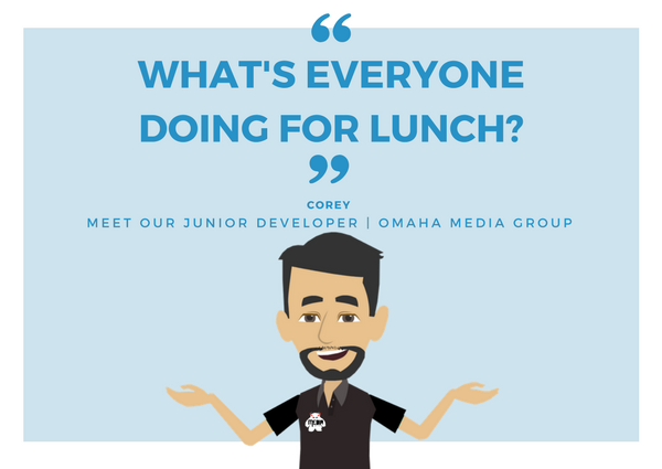 Omaha Media Group Junior Developer