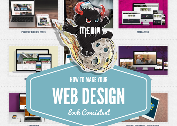 How to Make Your Web Design Look Consistent?