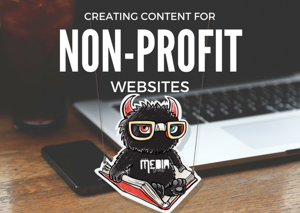 Tips for Creating Content for Non-Profit Websites