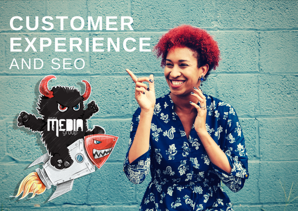 The success of cutsomer experience and seo.