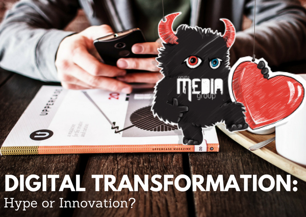 Is digital transformation all hype?