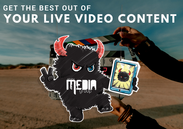 live video content success