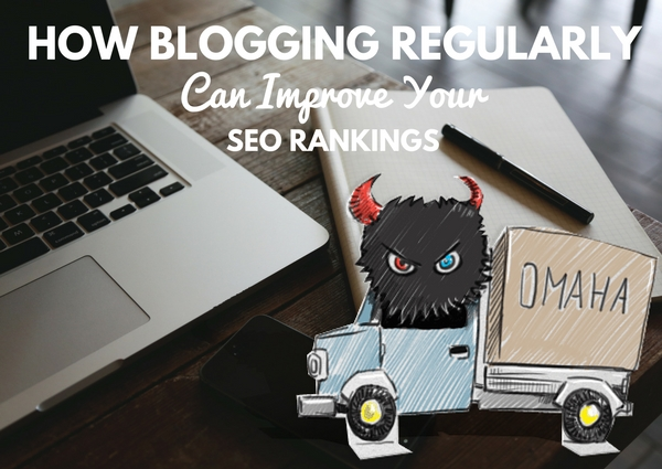 How Blogging Regularly Can Improve Your SEO Rankings