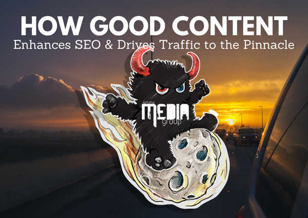 Good content enhances SEO