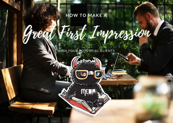 Making a great first impression with your clients
