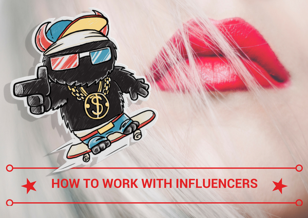 Tips on How to Work with Influencers