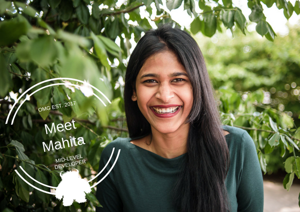 Omaha Mid-Level Developer | Meet Mahita!