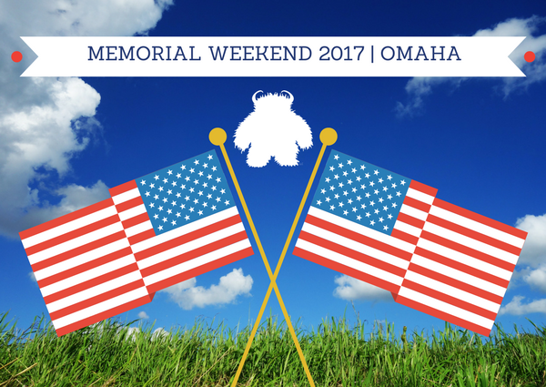 What's Up Omaha: Memorial Weekend Events in Omaha
