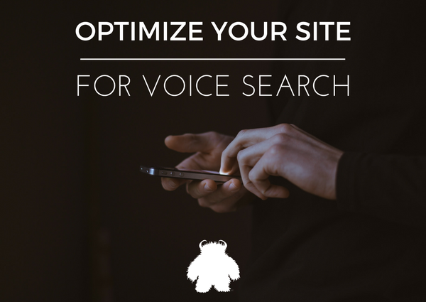 Optimize Your Site for Voice Search with these Tips