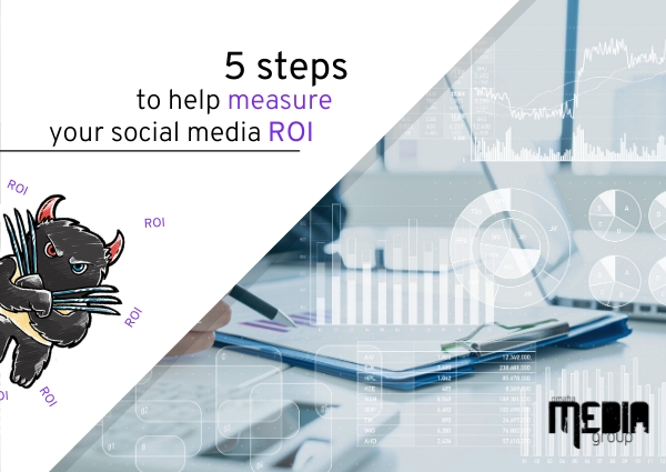 Five steps to help measure your social media ROI