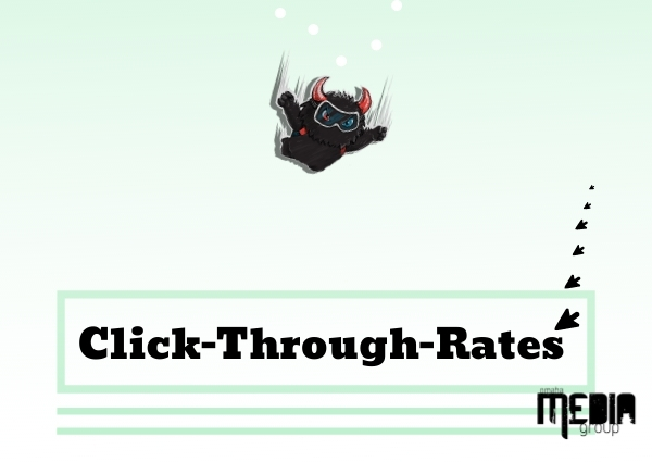 What is Click-Through-Rates (CTR)?