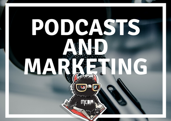 How podcasts can be an effective marketing tool.