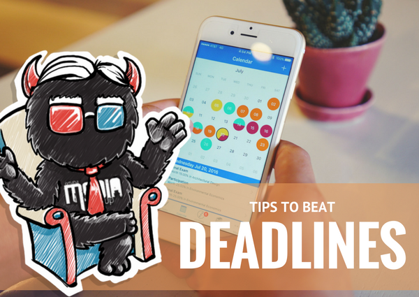 tips to beat deadlines