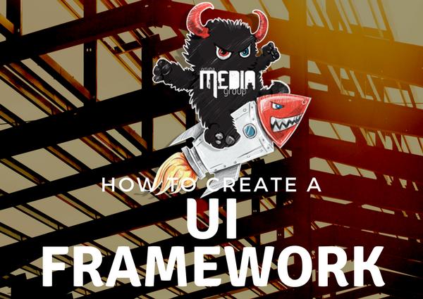 Building framework for UI design.