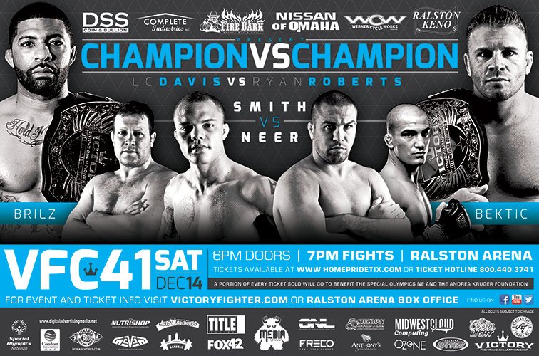 VFC 41 Ticket Giveaway