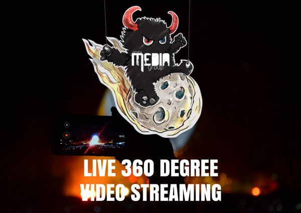 Live 360 Degree Video Streaming Reaches Periscope