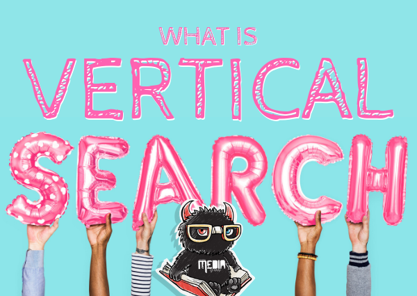 What is vertical search?