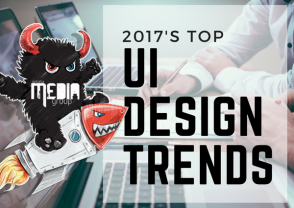 Top UI Design Trends that Made it Big in 2017