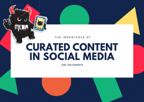 UPDATED: Why curated content in social media marketing is important.