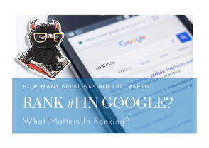 How Many Backlinks Does It Take To Rank #1 in Google