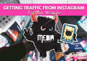 Getting Traffic from Instagram to Your Website
