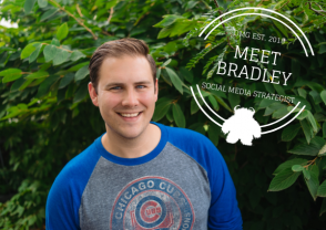 Meet Bradley: Social Media Strategist