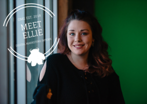 Meet Ellie: Digital marketing intern!