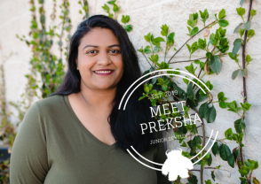 Omaha Media Group welcomes Preksha!