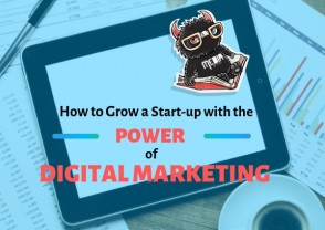 How to grow a start-up with the power of digital marketing