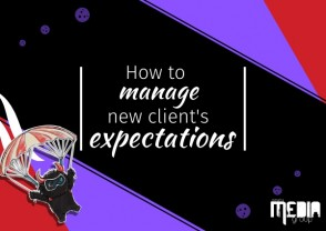 How to manage new client's expectations