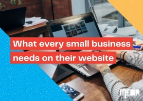 UPDATED: What every small business needs on their website