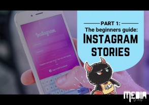 PART 1: The beginners guide: Instagram stories