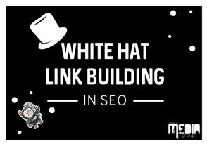 White hat link building in SEO