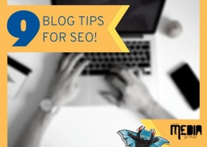 Nine blog tips for SEO!