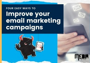 Four easy ways to improve your email marketing campaigns