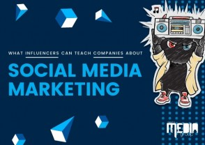 What influencers can teach companies about social media marketing