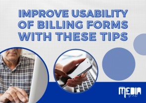 Improve usability of billing forms with these tips