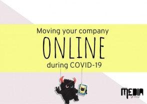 Moving your company online during COVID-19