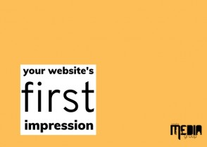 UPDATED: Your website's first impression