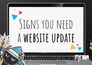 UPDATED: Signs you need a website update