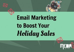 UPDATED: Five tips to help you with email marketing to boost your holiday sales