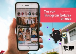 The top Instagram features of 2020