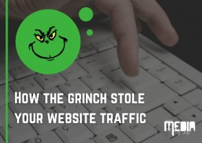 How the grinch stole your website traffic