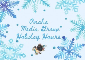 Omaha Media Group holiday hours